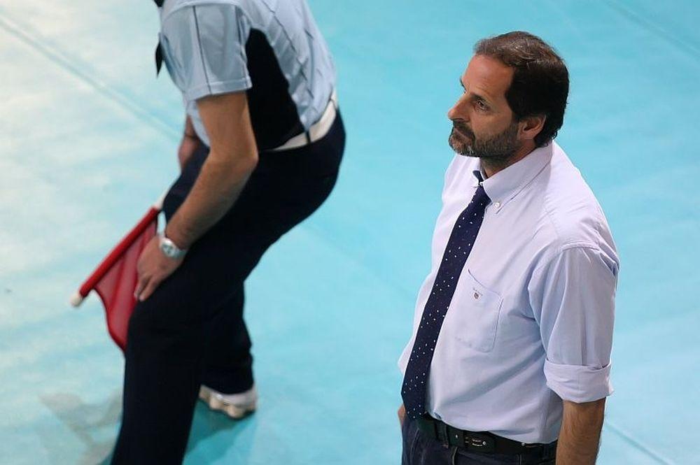 Μουστακίδης: «Θέλουμε τη διάκριση»