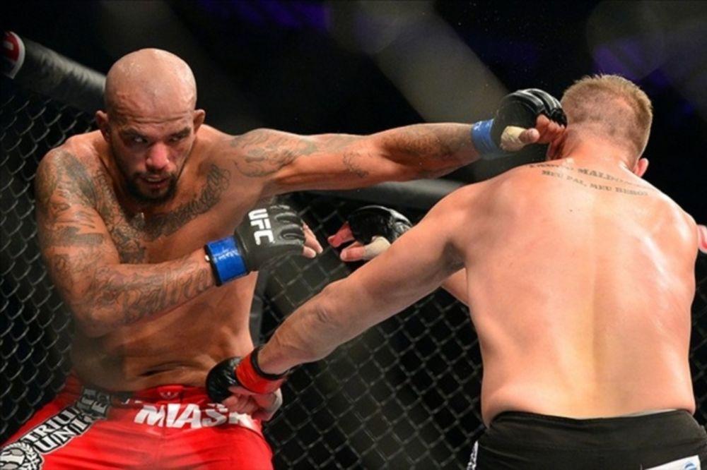 UFC: Θέλει Sonnen και ο Maldonado