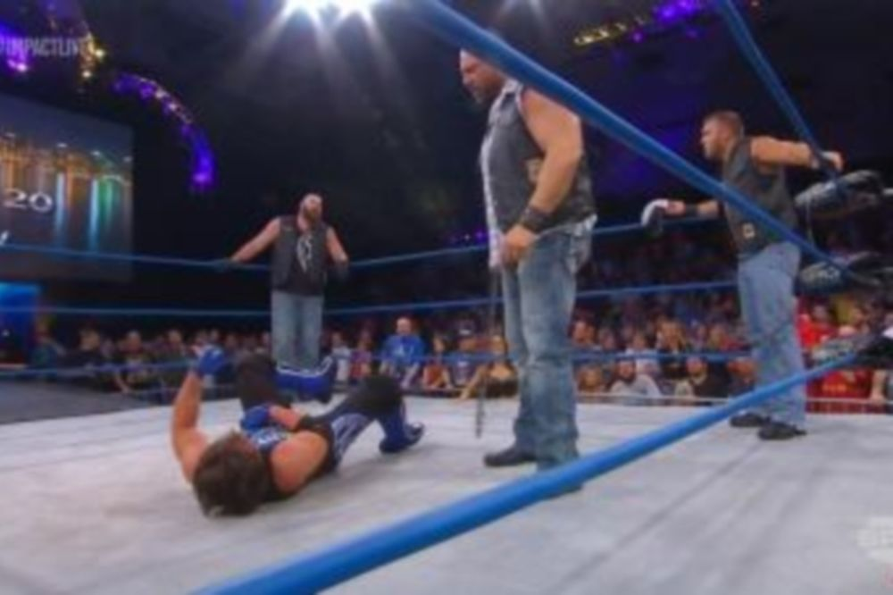 TNA Impact Wrestling: Επιβλητικός ο Bully Ray (videos)