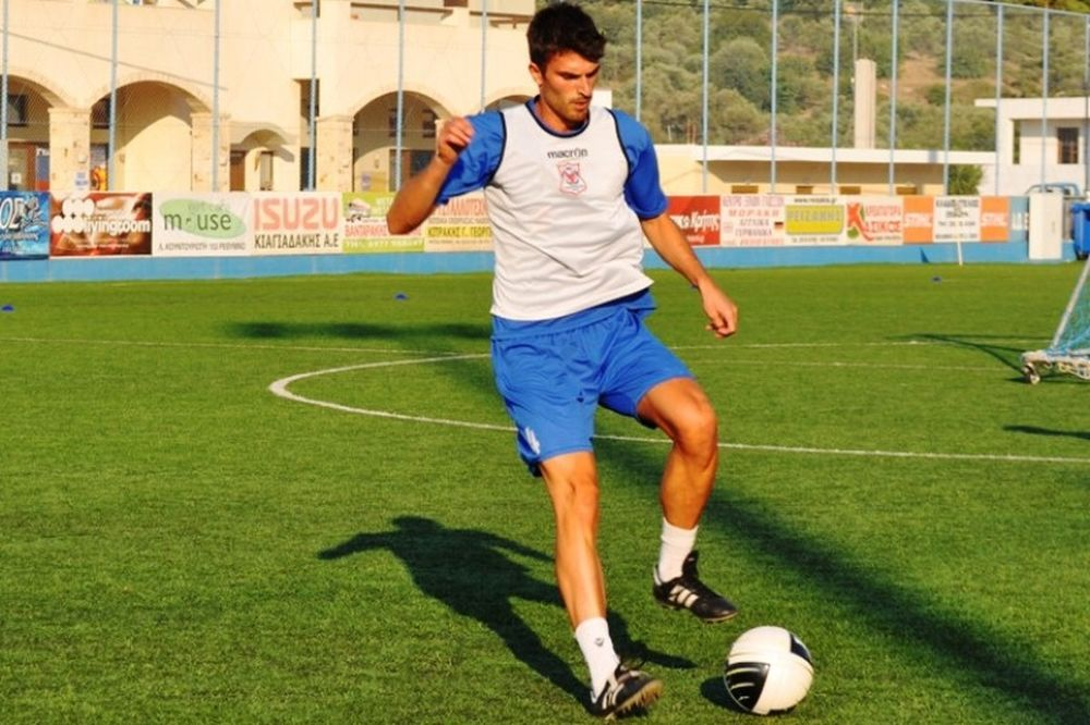 Βουρβαχάκης: «Δύσκολο παιχνίδι, θέλει πάθος και θέληση»