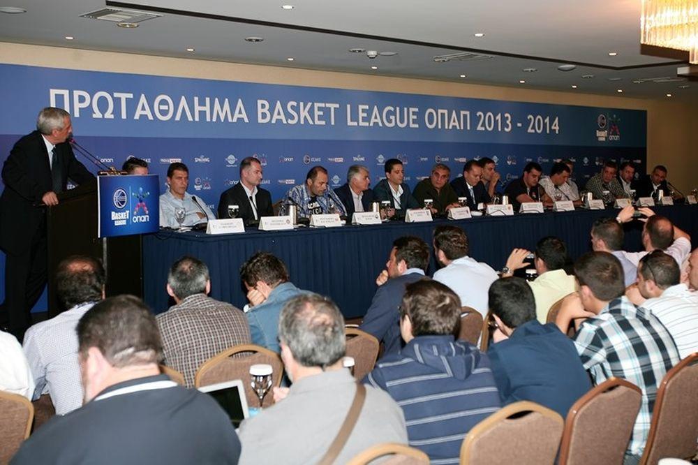 Basket League ΟΠΑΠ: «Καλή αρχή κι όχι βία»