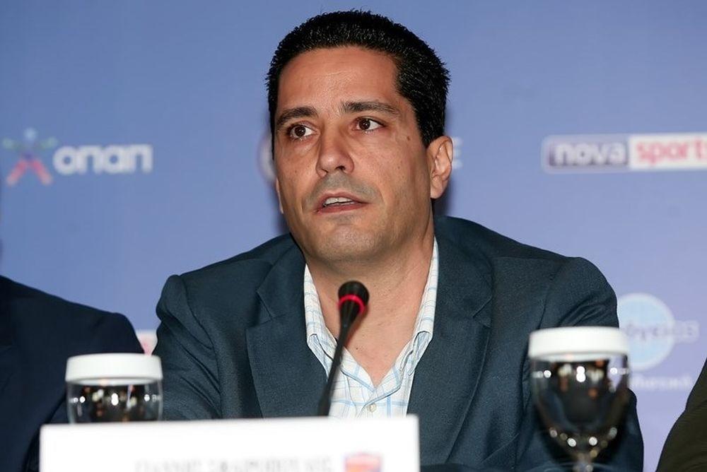 Σφαιρόπουλος: «Πολύ καλό το υλικό του Πανιωνίου»