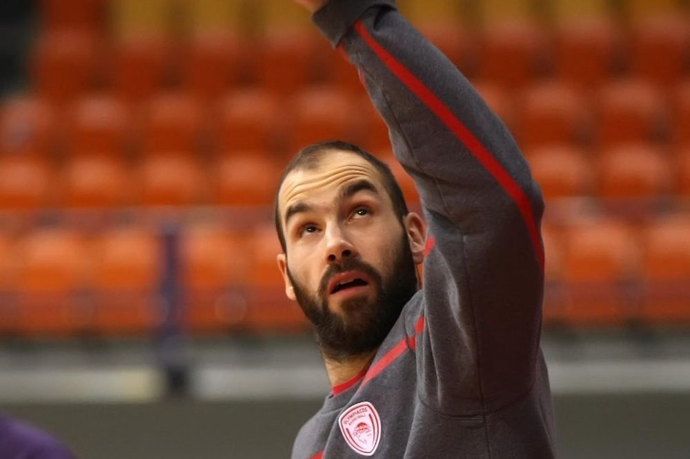 Ολυμπιακός: Αγωνία για Σπανούλη