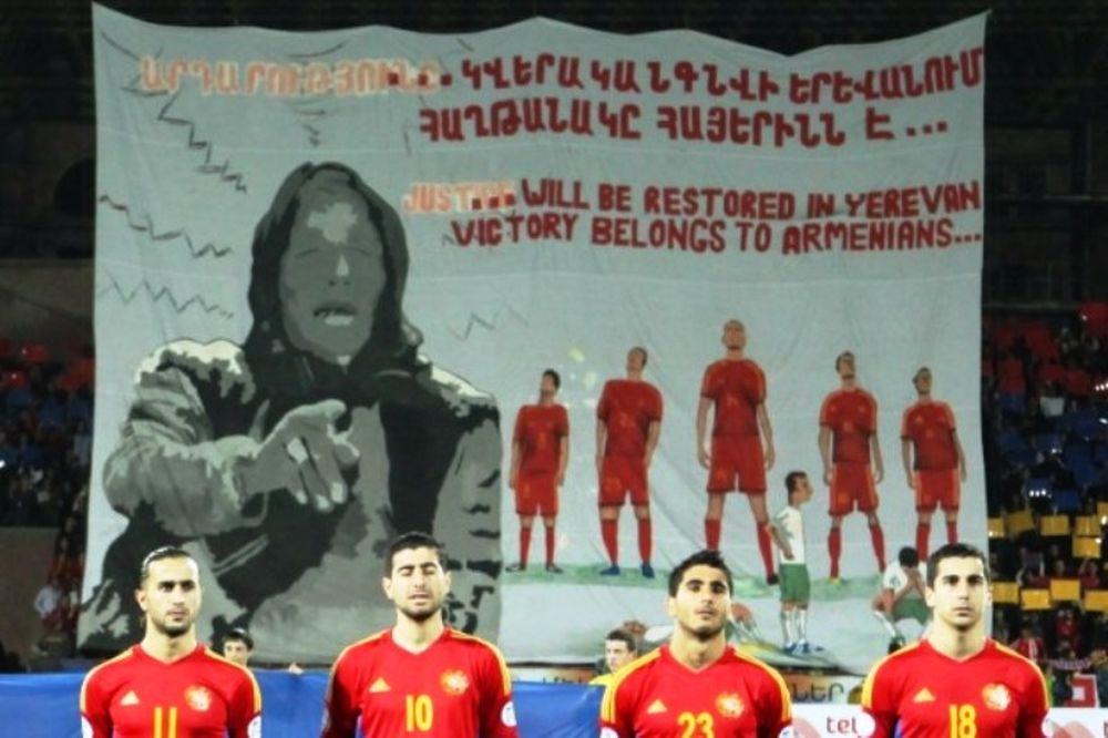 Αρμενία: Αποδοκιμασίες στον ύμνο της Βουλγαρίας