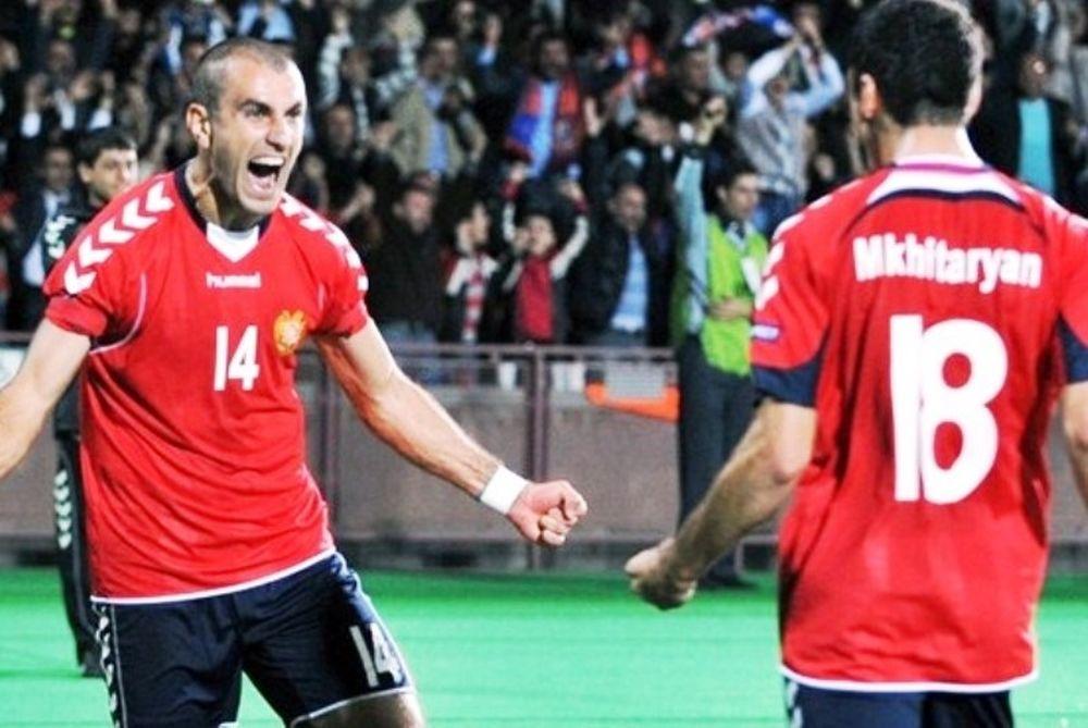 Δεν άντεξε η Βουλγαρία, 2-1 από Αρμενία (videos)
