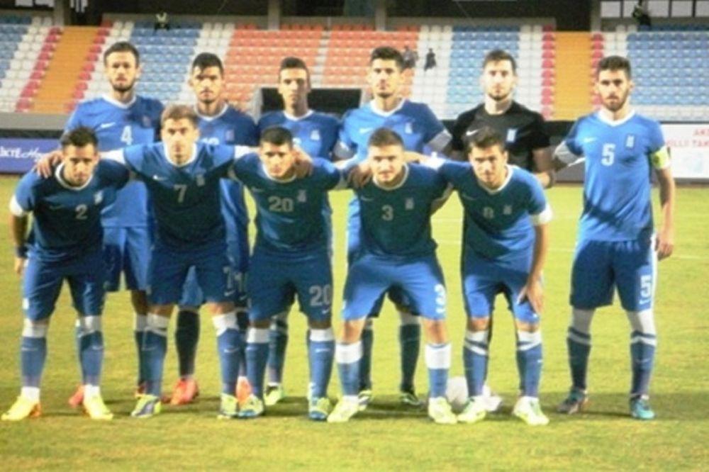 Ήττα για τις ελπίδες, 1-0 από Τουρκία