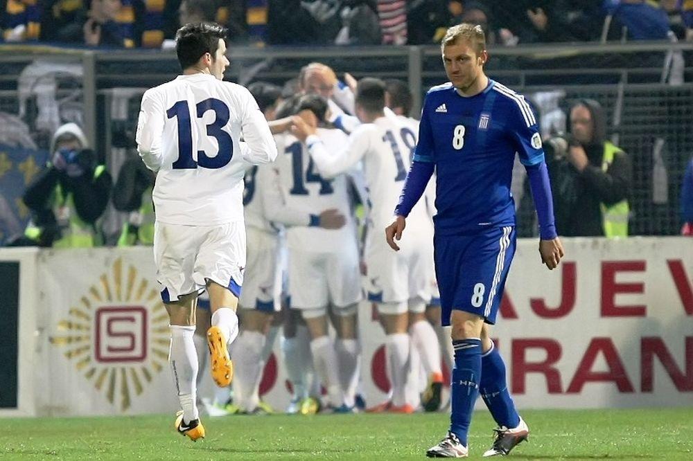 Χωρίς προβλήματα η Βοσνία