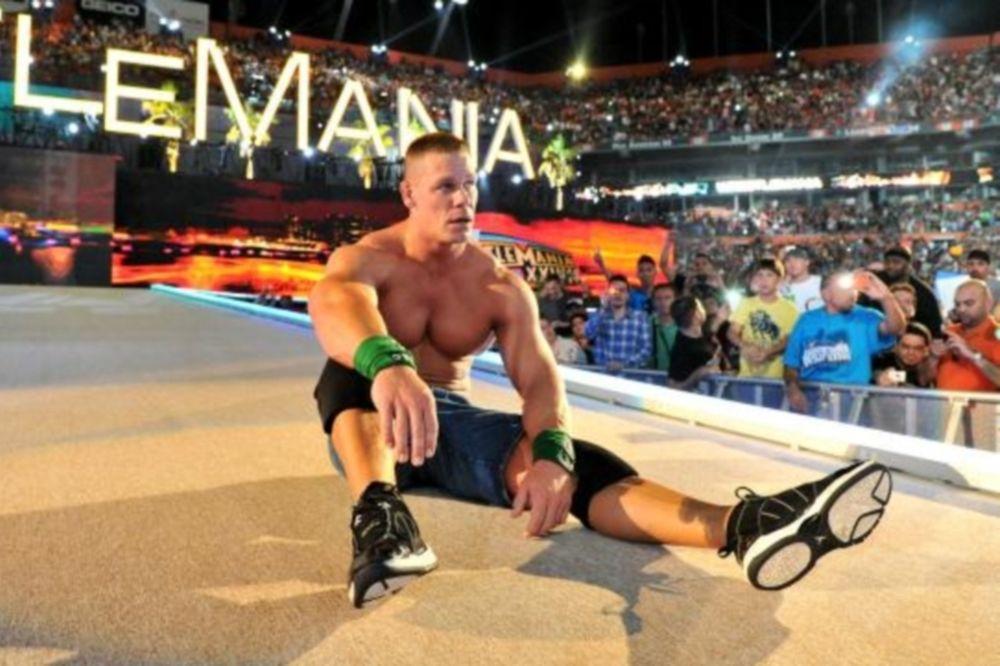 WWE: Η χειρότερη στιγμή του Cena