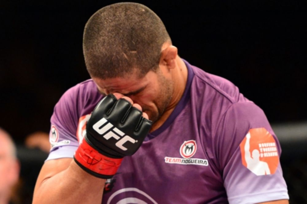 MMA: Ποινή επί… ποινής για Palhares