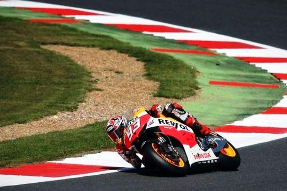 Moto GP: Μάρκεθ, η όγδοη  πολ ποζίσιον