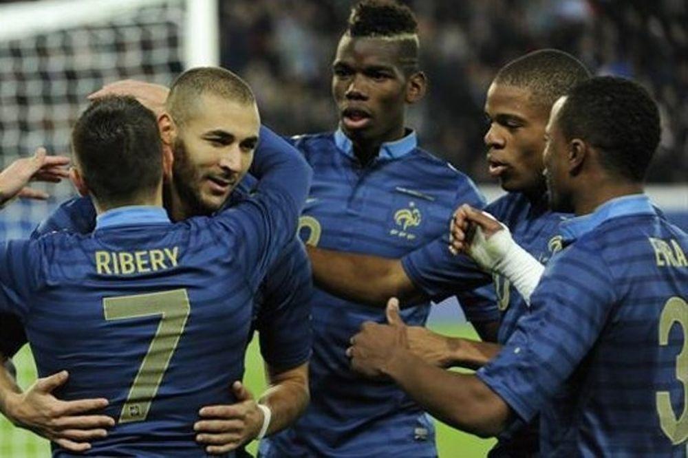Γαλλία: Γκολ μετά από 1.222 λεπτά ο Μπενζεμά (video)