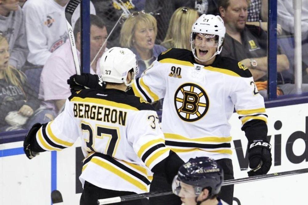 NHL: Με Eriksson οι Μπρούινς (video)