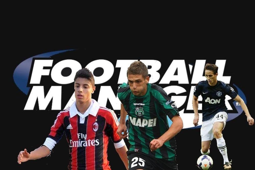 Από το Football Manager στην... πραγματικότητα! (photos+videos)