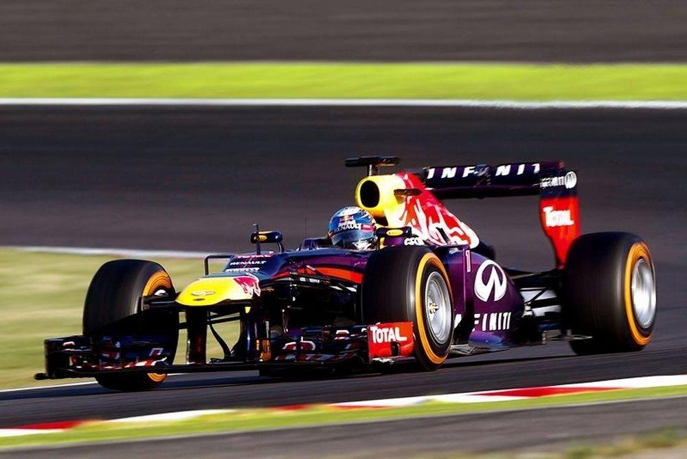 Formula 1: Φέτελ πρώτος και στη Σουζούκα!