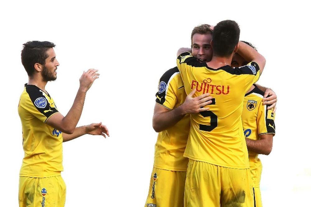 Κύπελλο Γ' Εθνικής - 6ος Όμιλος: Στο δρόμο της ΑΕΚ ο Άγιος Νικόλαος