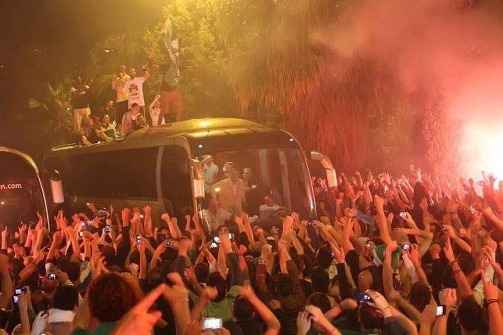 Παναθηναϊκός: Κάλεσμα της Θύρας 13 στο Caravel