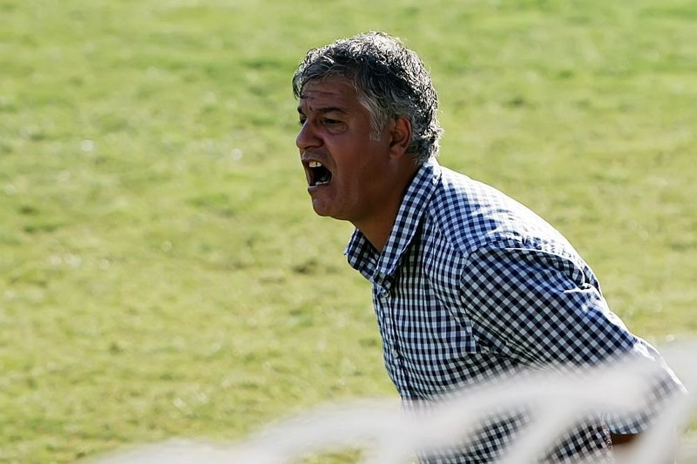 Στράντζαλης: «Δικαιούμασταν τη νίκη»