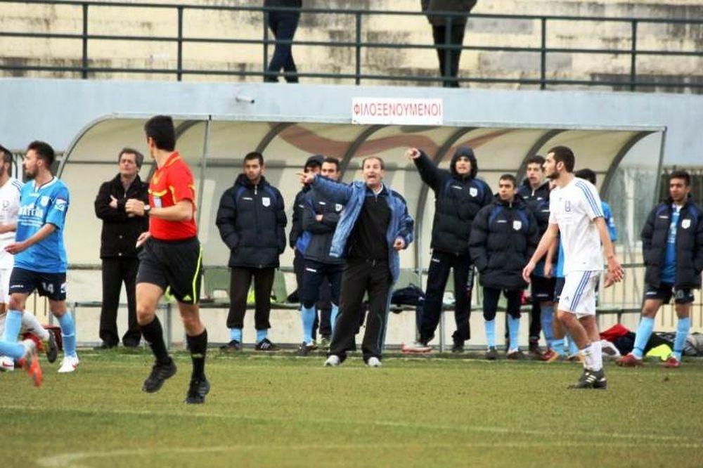 Ορφέας Ελευθερόπουλος – ΠΑΟ Κοσμίου 2-1