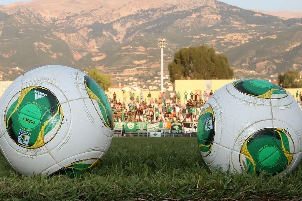 Αμπελωνιακός-Ρήγας Φεραίος 0-1