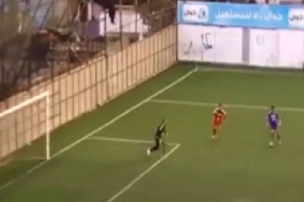 Απίθανο γκολ στην Παλαιστίνη: Τους… ζάλισε με ντρίμπλες και σκόραρε! (video)