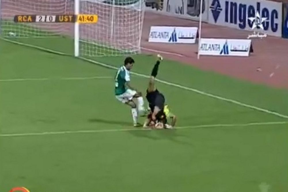 Μαρόκο: Το… κατακόρυφο του τερματοφύλακα έφερε γκολ! (video)
