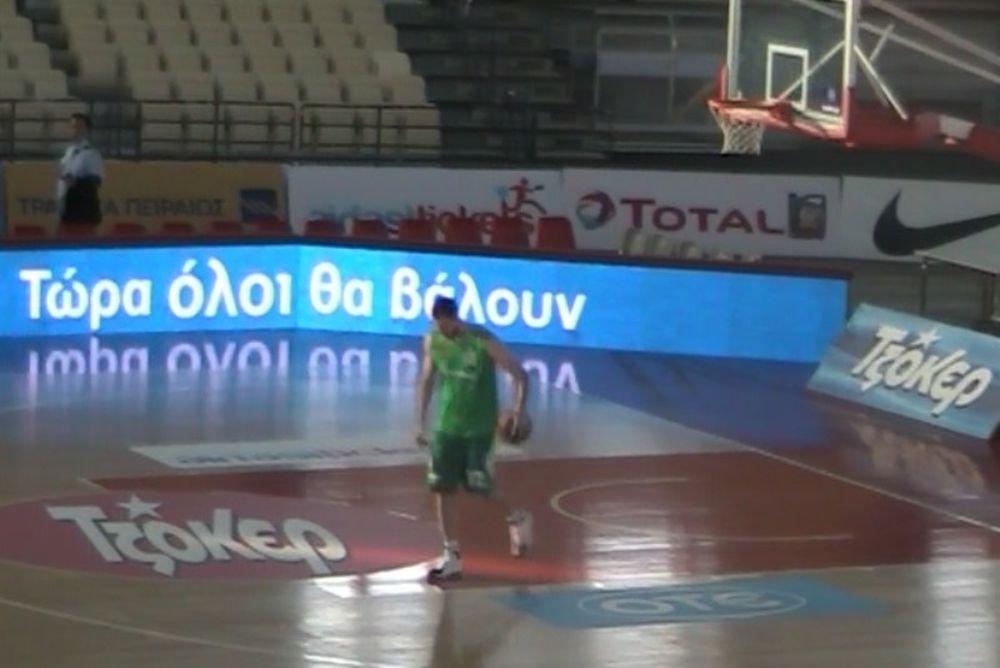 Παναθηναϊκός: Πρώτος ο Μαυροκεφαλίδης (videos)