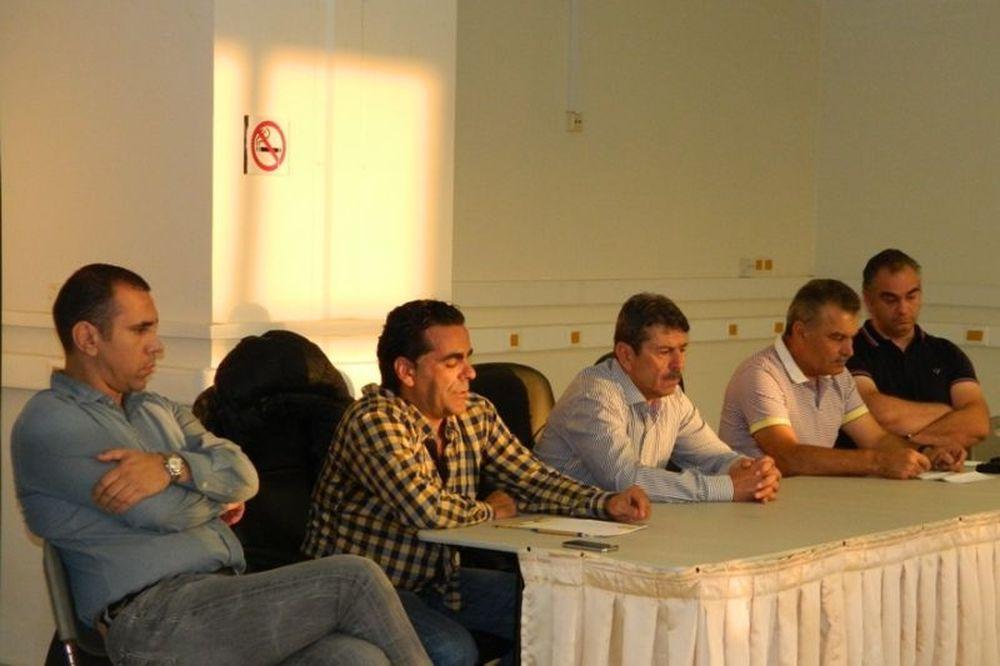Εργοτέλης: Συνάντηση για τις ακαδημίες (photos)
