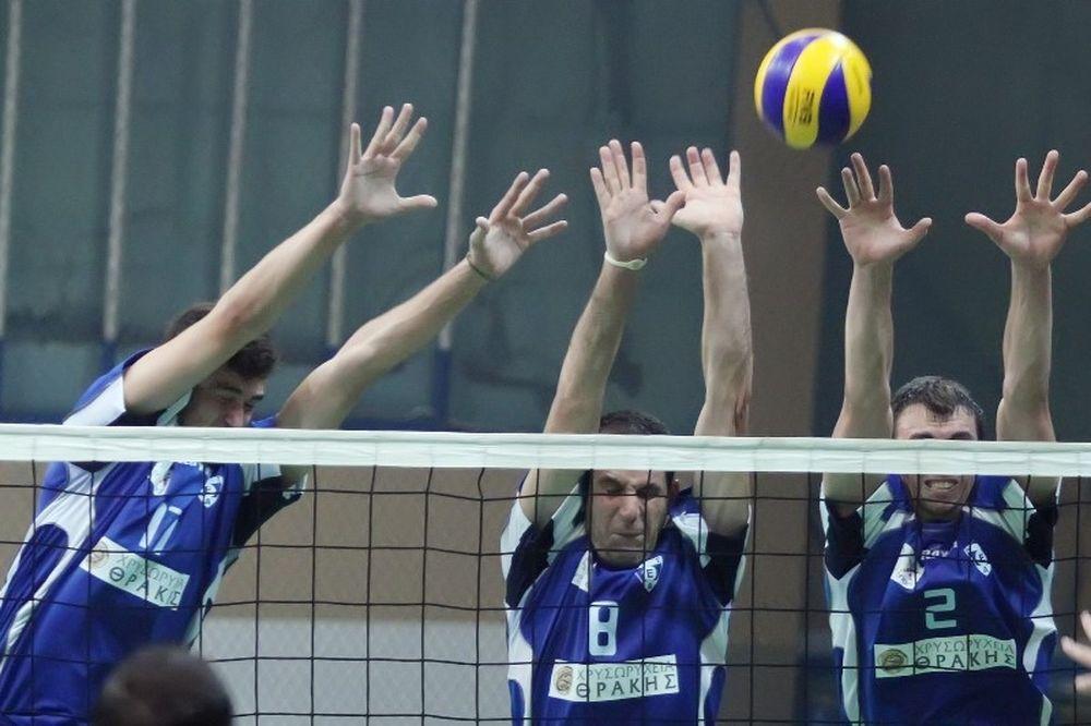 Volleyleague: MVP ο Παπάζογλου