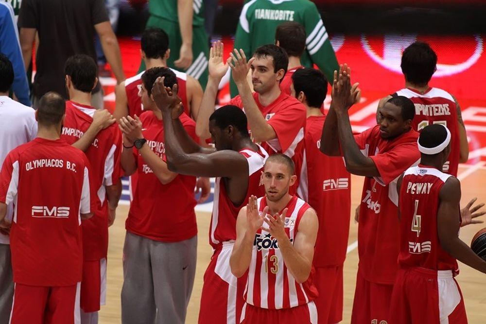 Ολυμπιακός: Το χειροκρότημα και η αποχώρηση (video+photos)