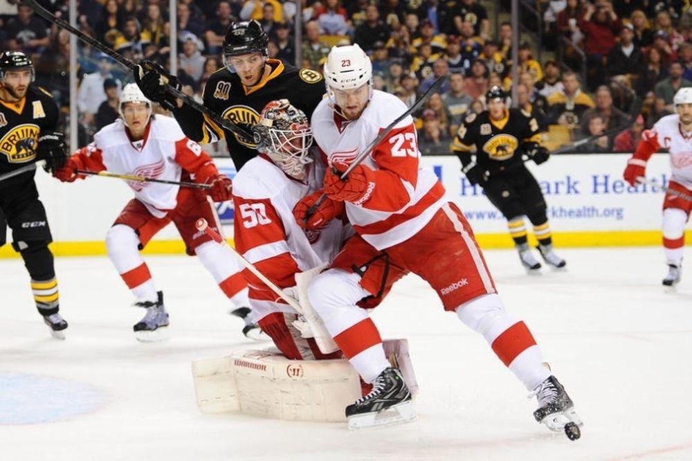 NHL: Δεύτερη σερί νίκη για Ρεντ Ουίνγκς (video)