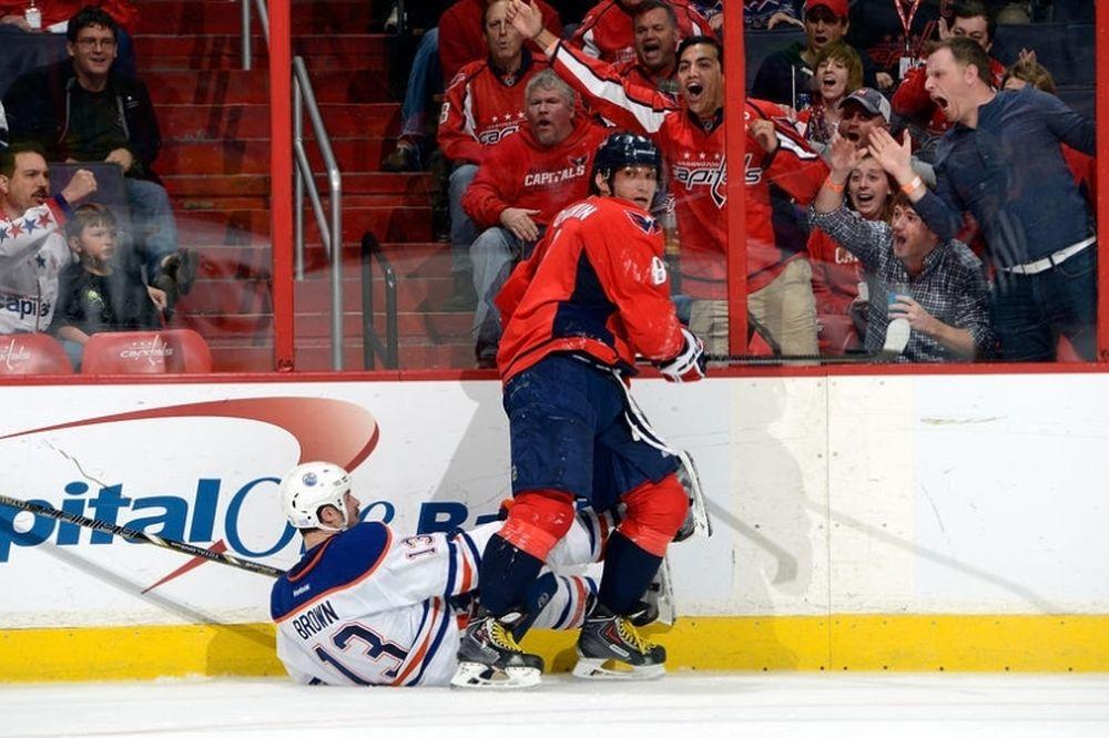 NHL: «6άρης» ο Ovechkin (videos)