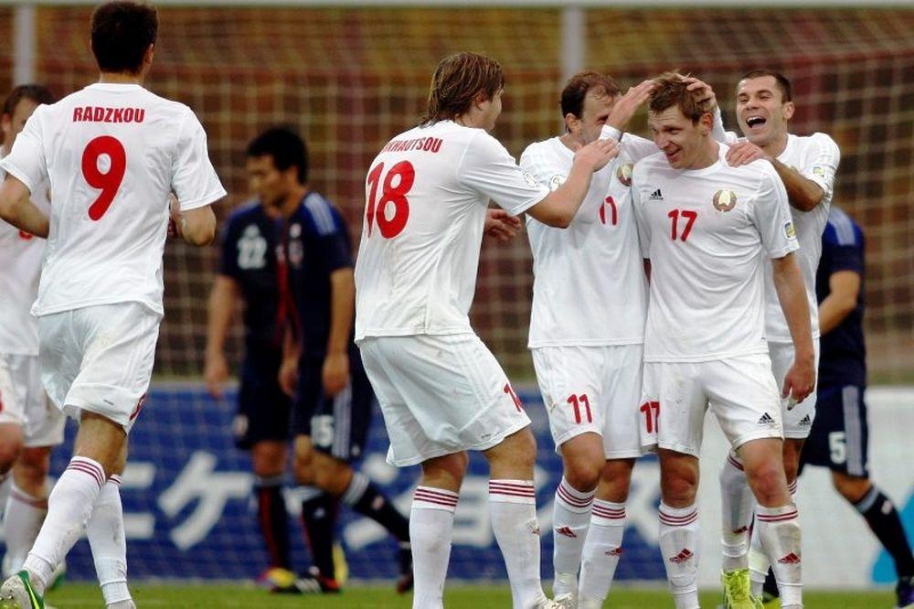 Νίκη με γκολάρα για Λευκορωσία (video)