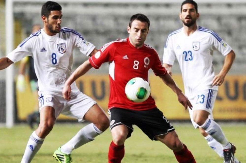 Επιτέλους βαθμός για Κύπρο, 0-0 με Αλβανία