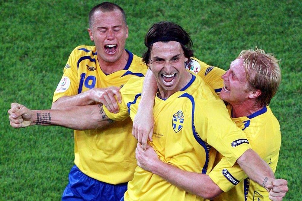 Αντίπαλοι Εθνικής – Σουηδία: Ο Ζλάταν και η παρέα του (videos)