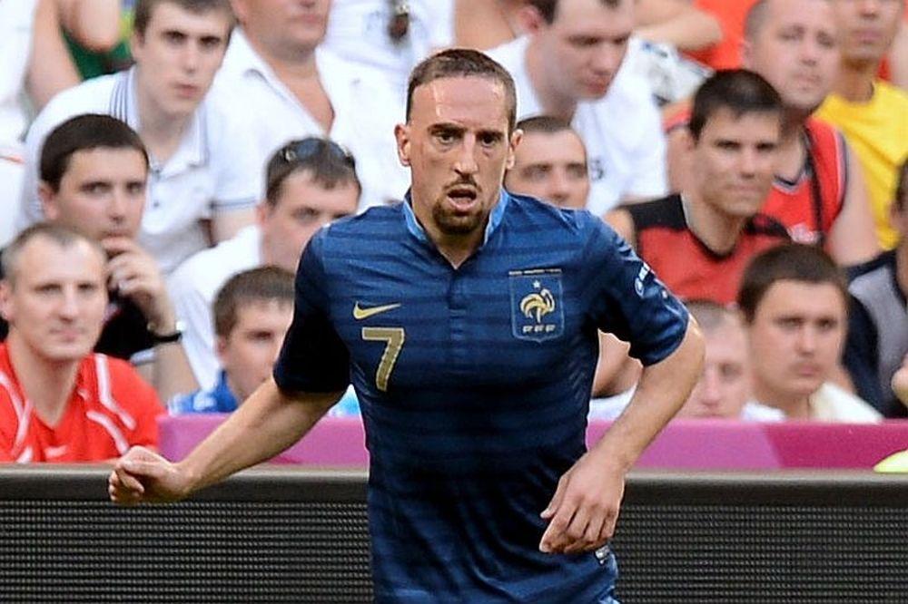 Αντίπαλοι Εθνικής – Γαλλία: Οι «τρικολόρ» των Ριμπερί, Ντεσάμπ (videos)