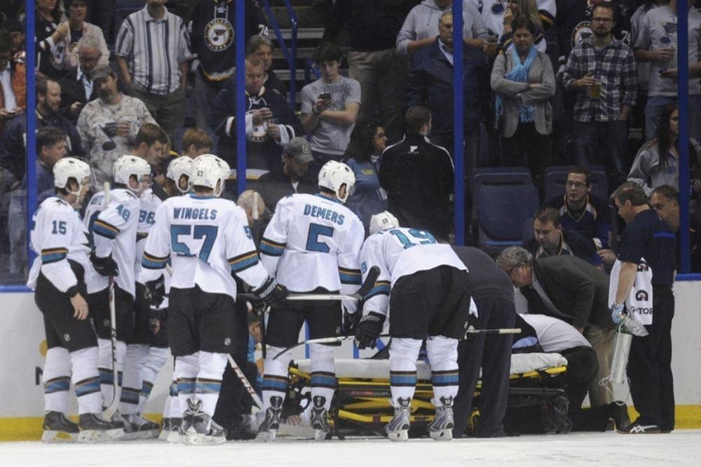 NHL: Πονεμένο αήττητο για Σαρκς (videos)