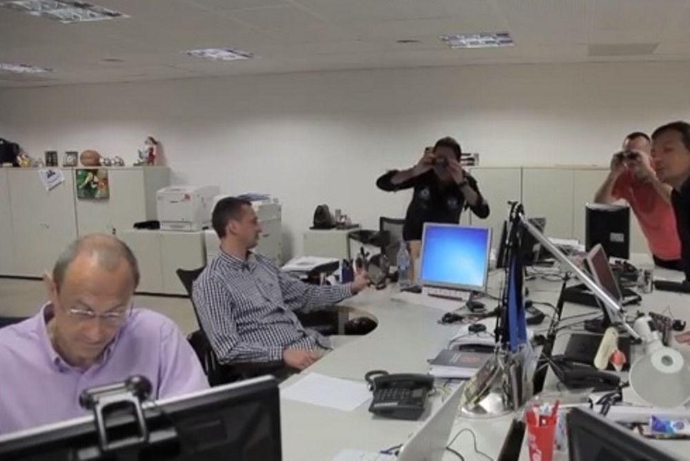 Ευρωλίγκα: Η… αλληλοκατασκοπεία των προπονητών! (video)