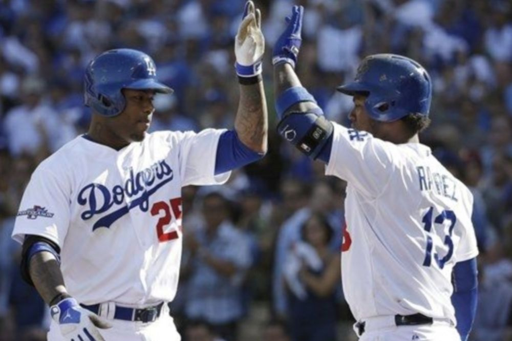 MLB: Με τέσσερα homers οι Ντότζερς (videos)