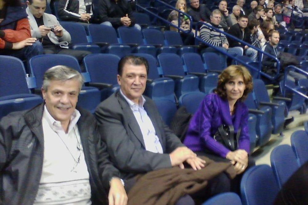 Στη «Siemens Arena» ο Ορφανός