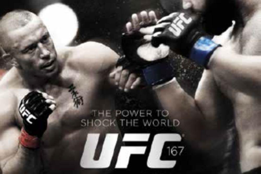 UFC 167: Πόστερ και προσθήκη…