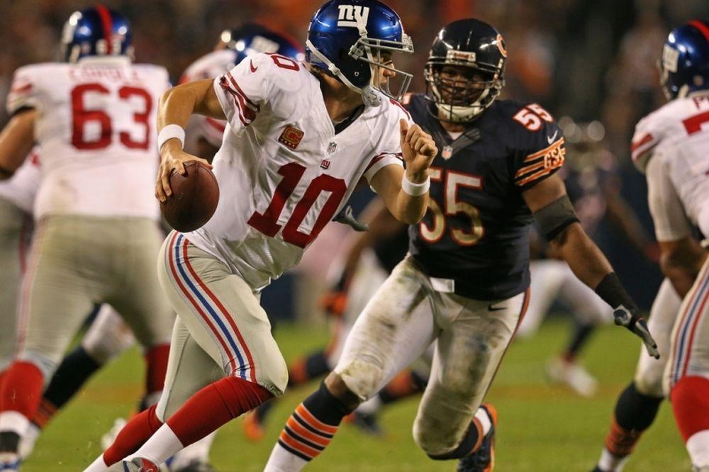 NFL: Συνεχίζουν με Manning οι Τζάιαντς
