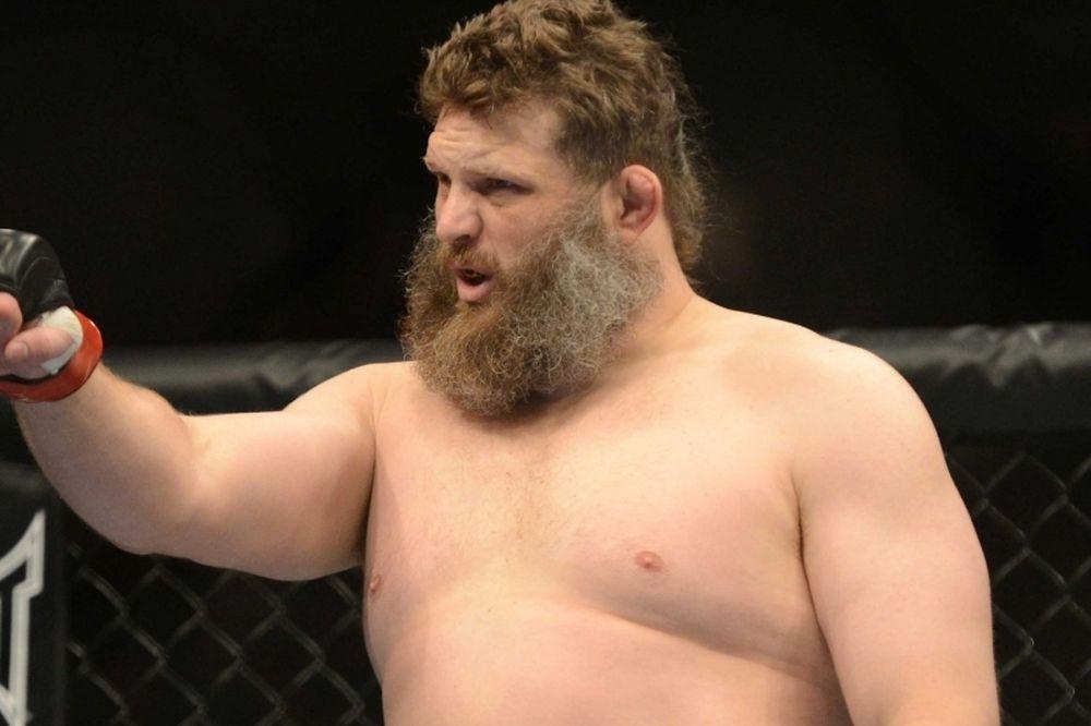 UFC 166: Απογοητευμένος ο Roy Nelson
