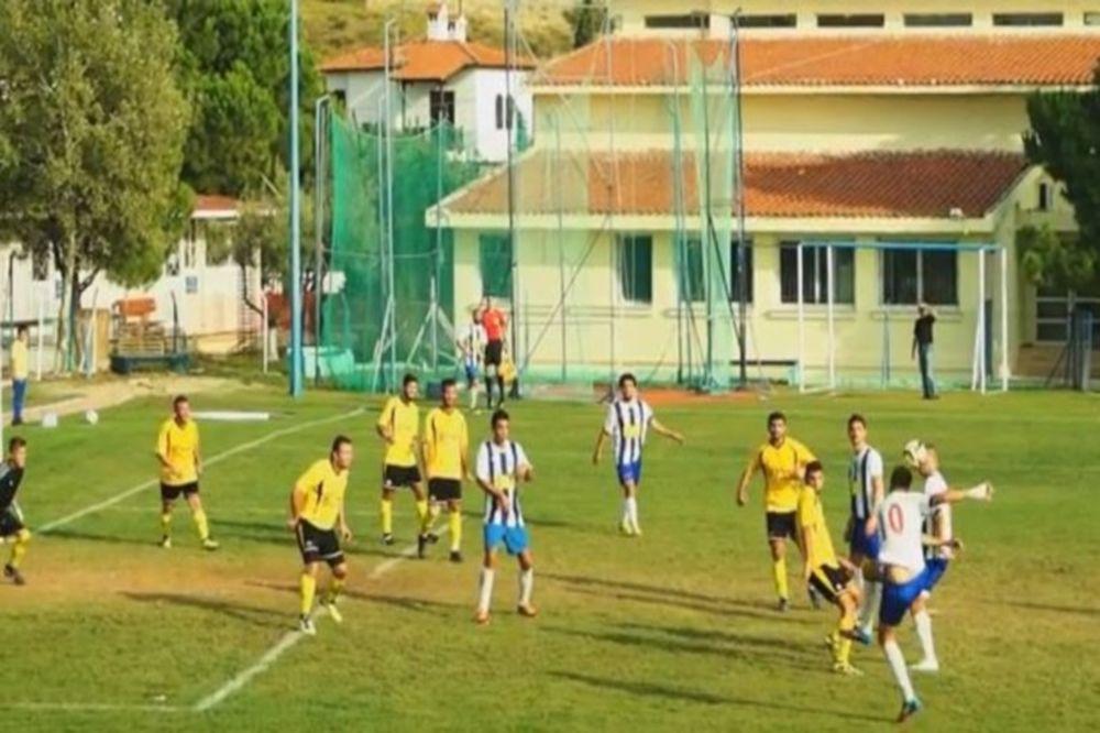 Ακρως... κουφό και ελληνικό γκολ (video)