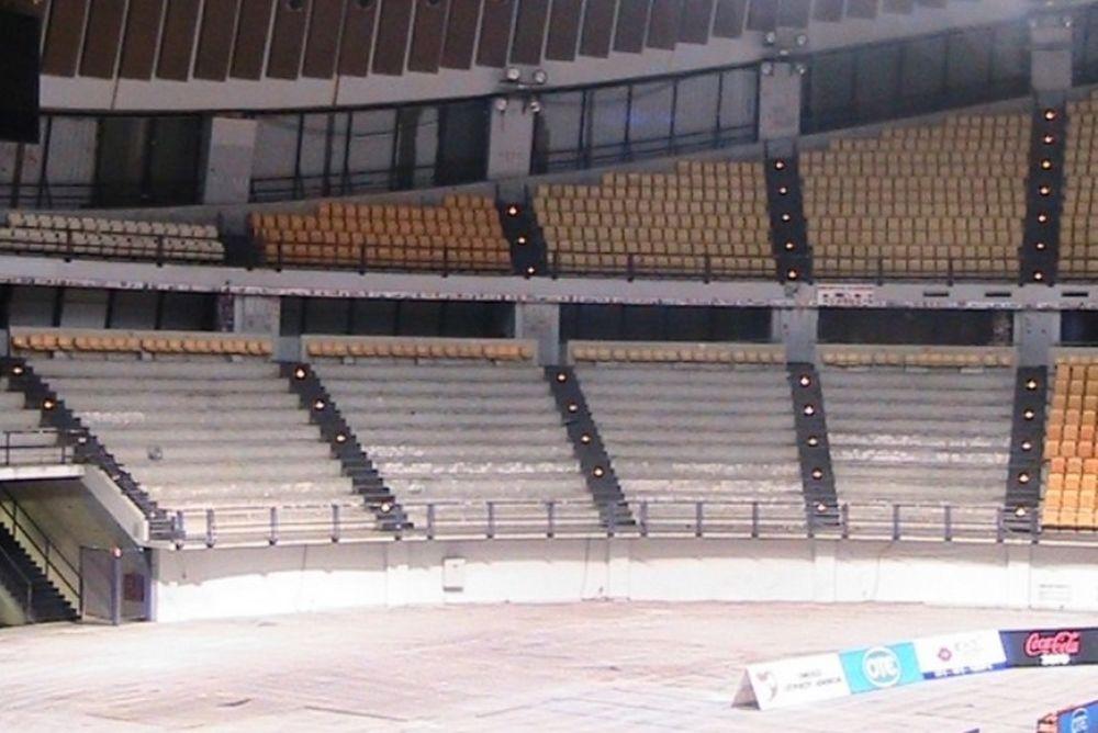 Ολυμπιακός: Χωρίς καθίσματα στο ΣΕΦ