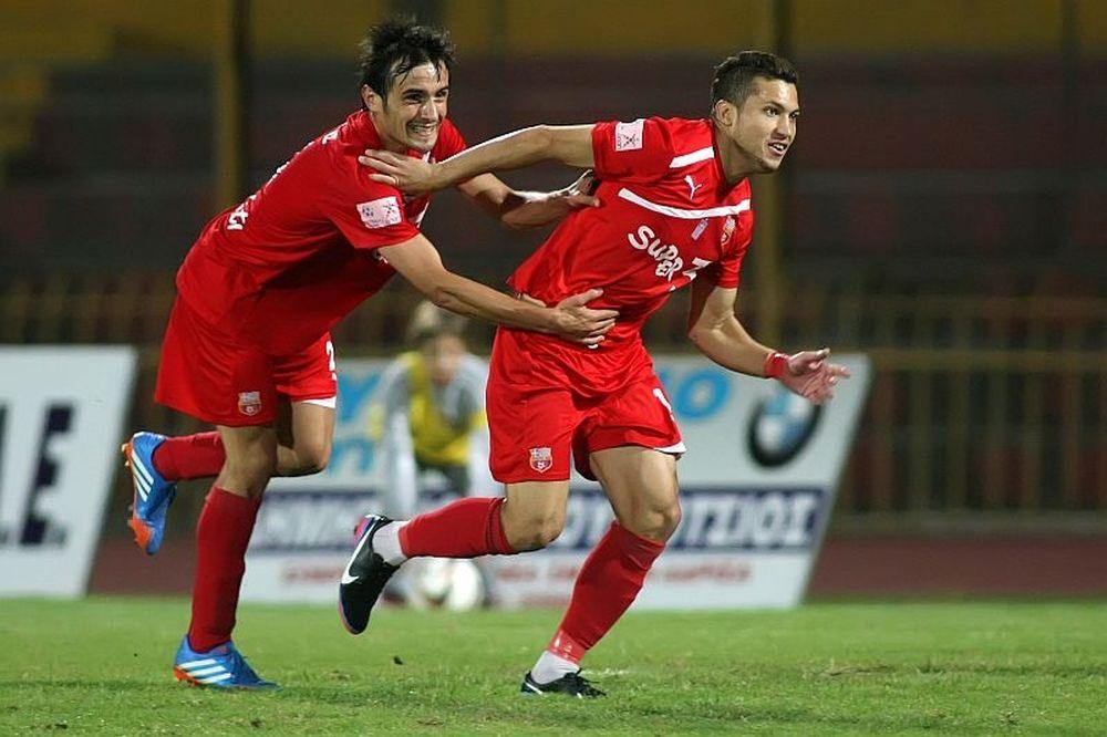 Το απόλυτο στην έδρα του ο Τύρναβος, 1-0 την Καρδίτσα (photos)