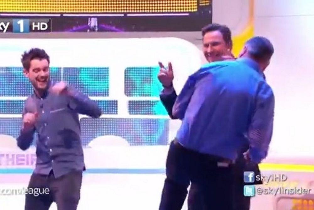 Γουέστ Χαμ: Χόρεψε Gangnam Style ο Άλαρνταϊς! (video)