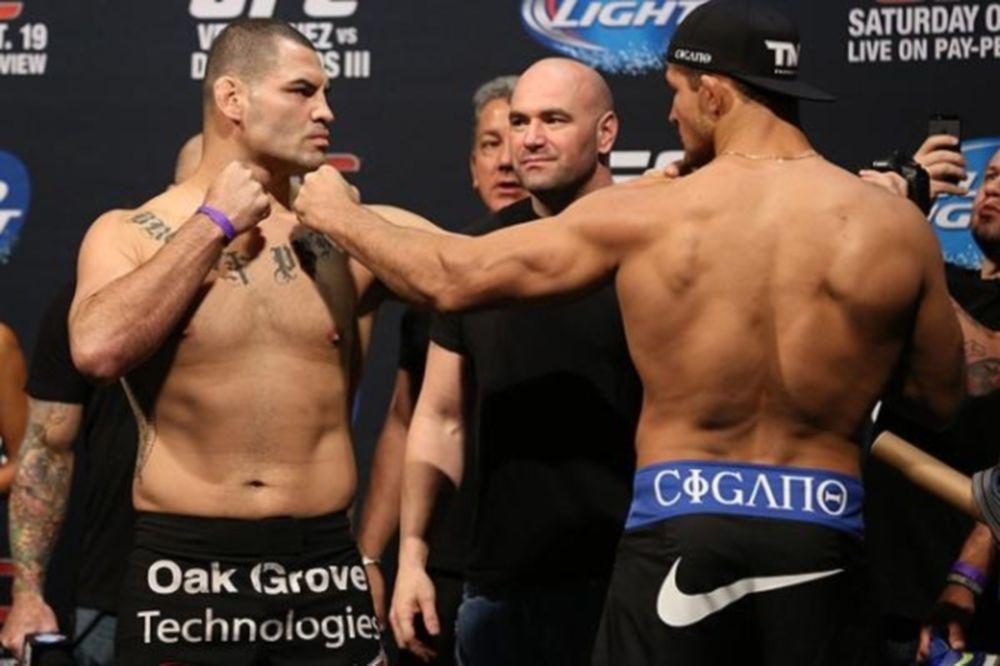 UFC 166: Εντός ορίων οι Velasquez και Dos Santos (photos+videos)