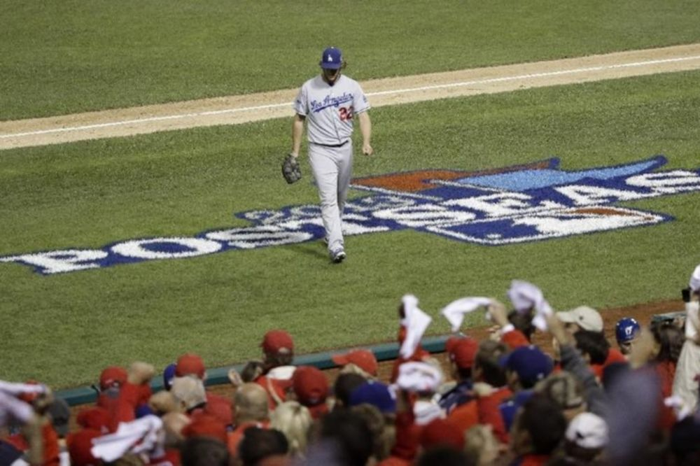 MLB: «Πέσιμο» στον Kershaw και World Series για «Καρντς» (videos)