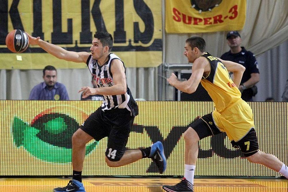 Basket League ΟΠΑΠ: Πήρε το ντέρμπι ο ΠΑΟΚ