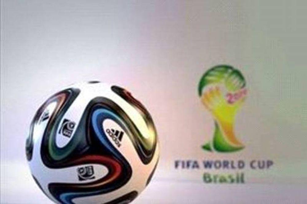 Μουντιάλ: «Ζαλίζει» η νέα μπάλα (photo)